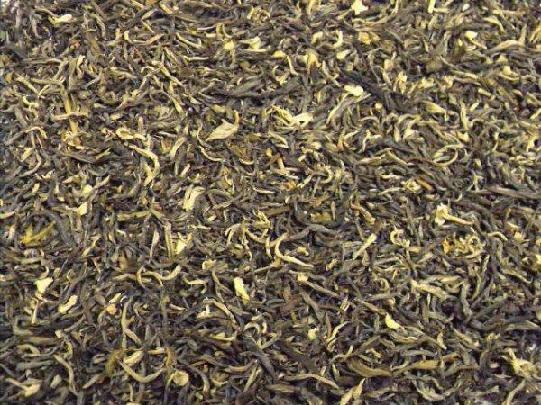 画像1: ジャスミン茶(大龍毫)50g (1)