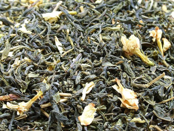 画像1: ジャスミン茶(香片)50g (1)