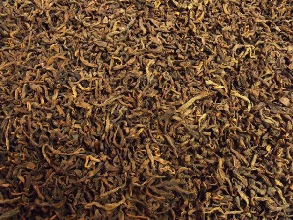 画像1: プーアール茶(散茶)2級 50g[熟茶] (1)